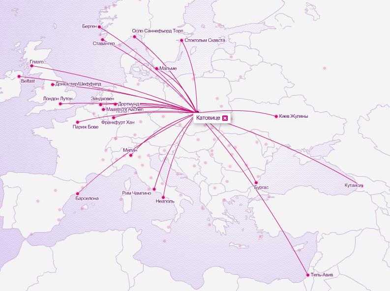 лоукост Wizz Air