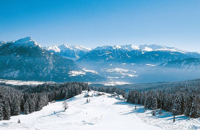 имст австрия альпы