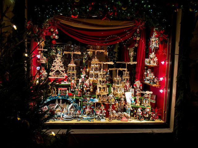 ротенбург на таубере рождество