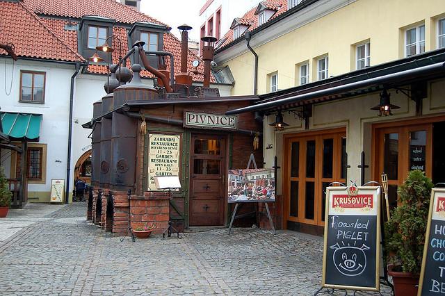 Прага купить бизнес