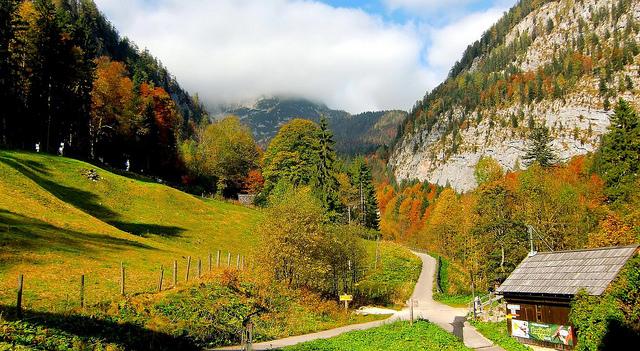 австрия гальштат