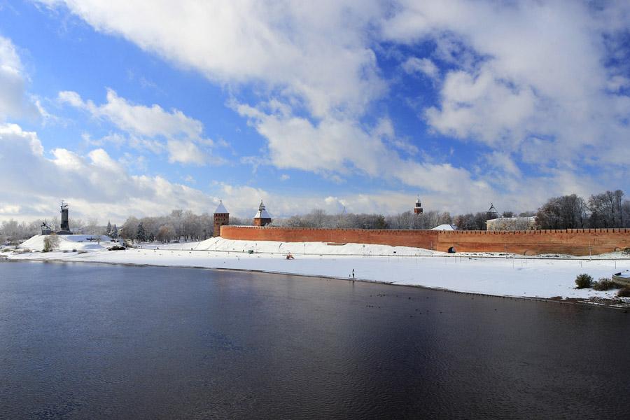 куда поехать в россии зимой