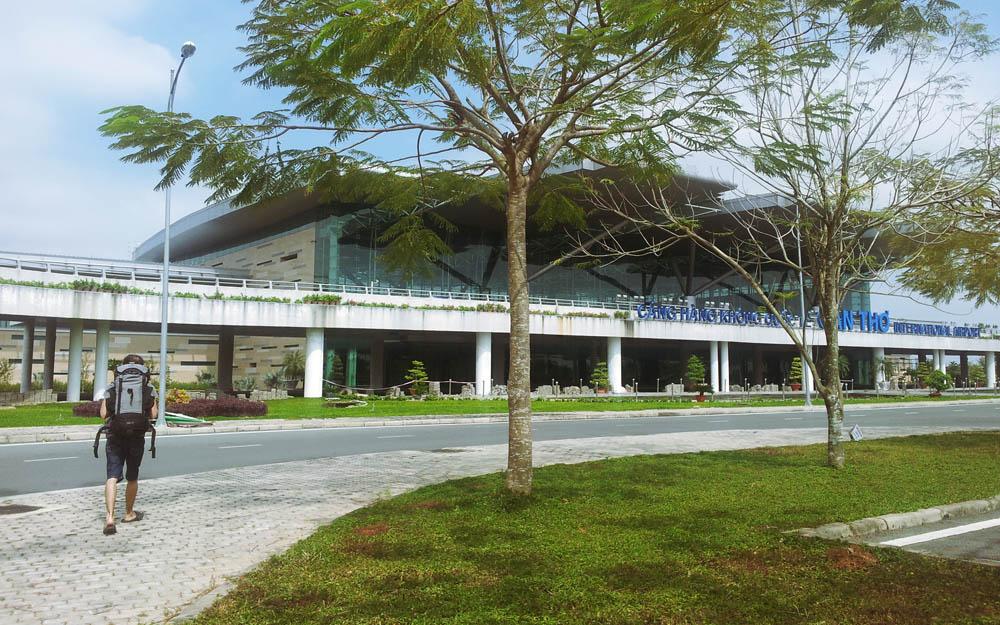 аэропорт Кантхо