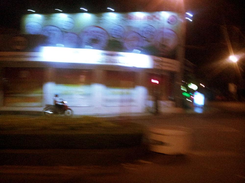сайгон ночью