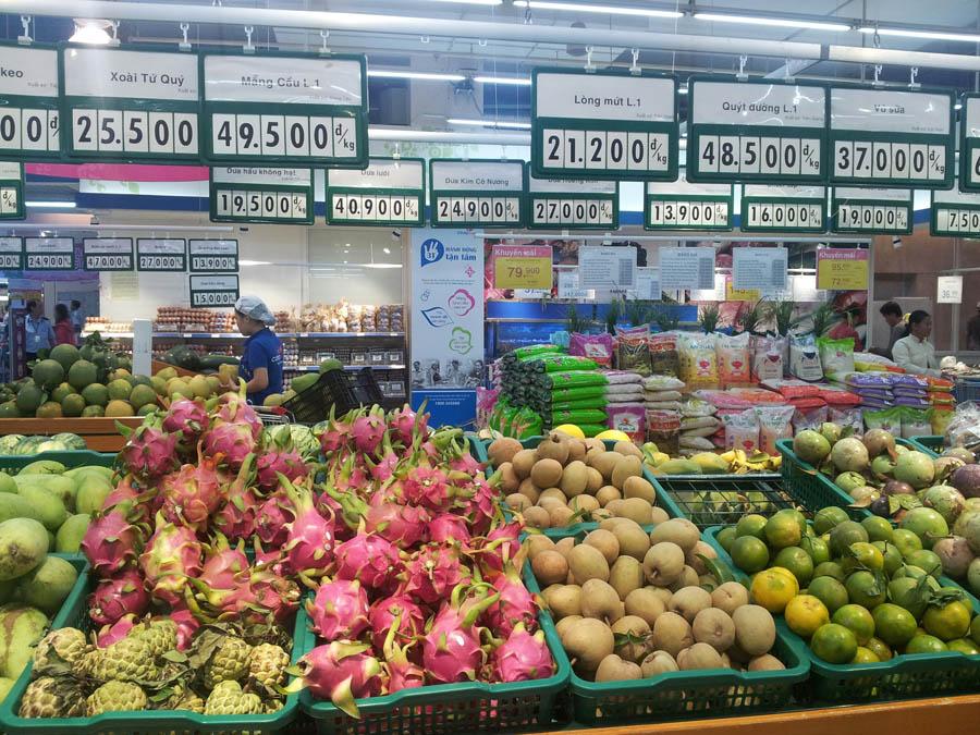 фрукты азии