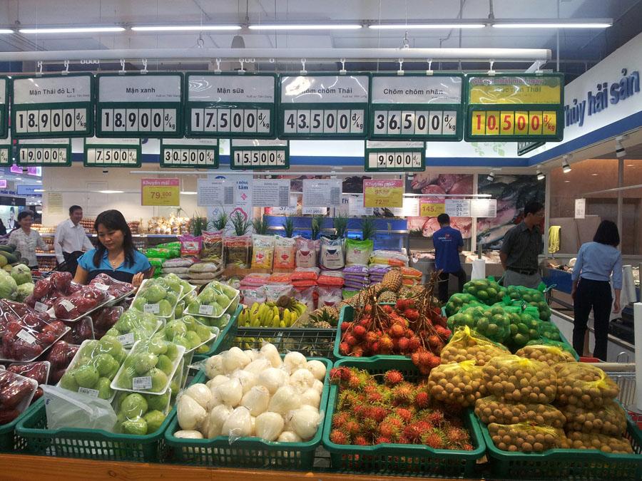 вьетнамские фрукты