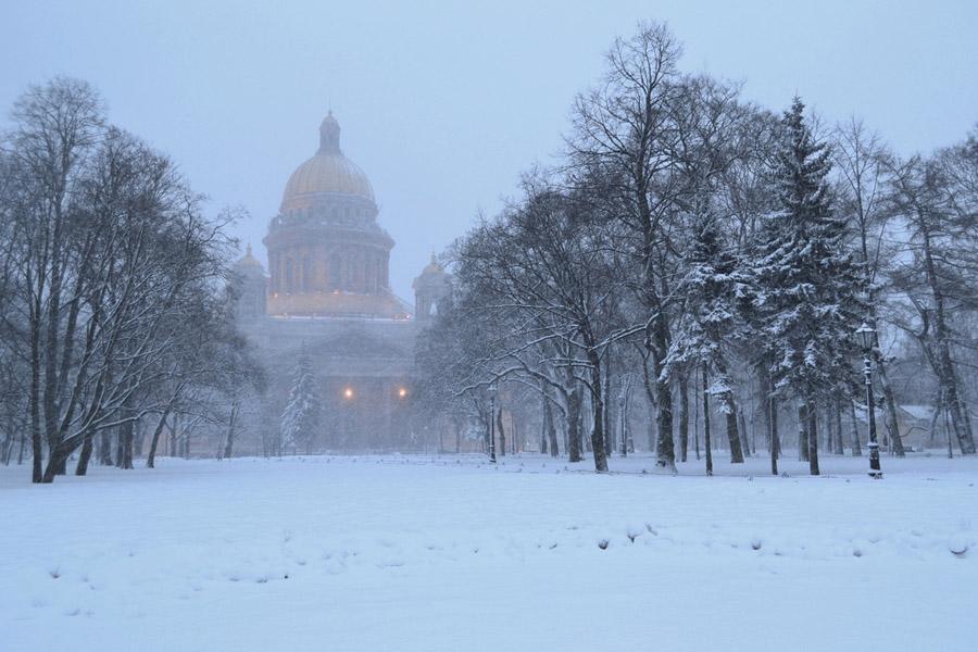 отдых зимой куда поехать россия