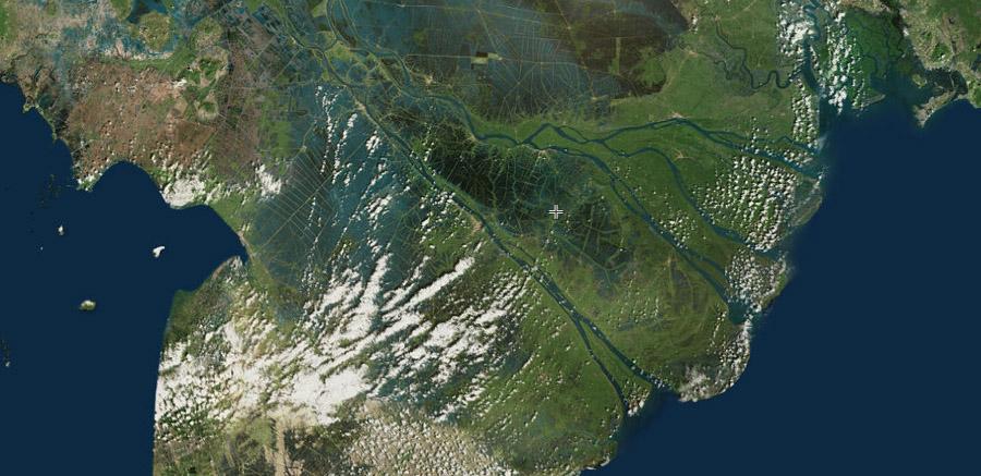 дельта Меконга