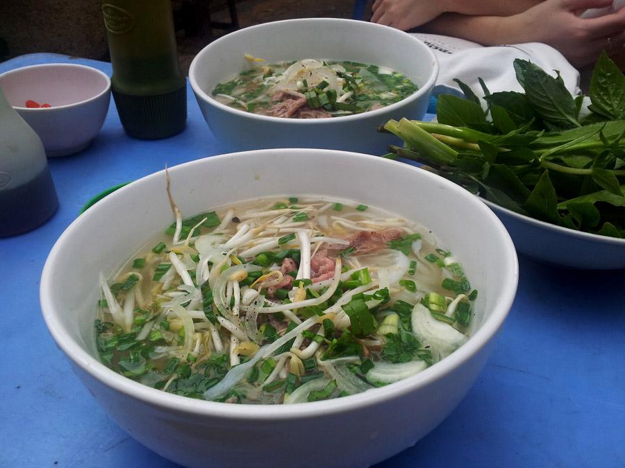 кухня вьетнама
