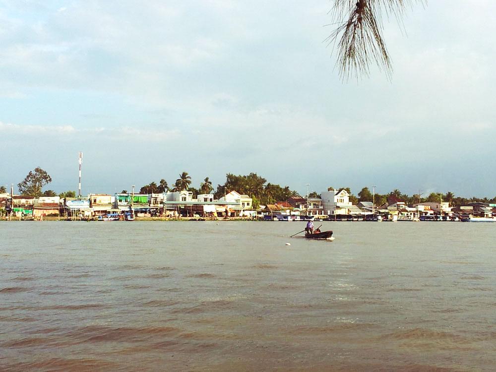Кантхо, Меконг