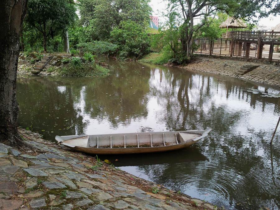 зоопарк в хошимине и ботанический сад