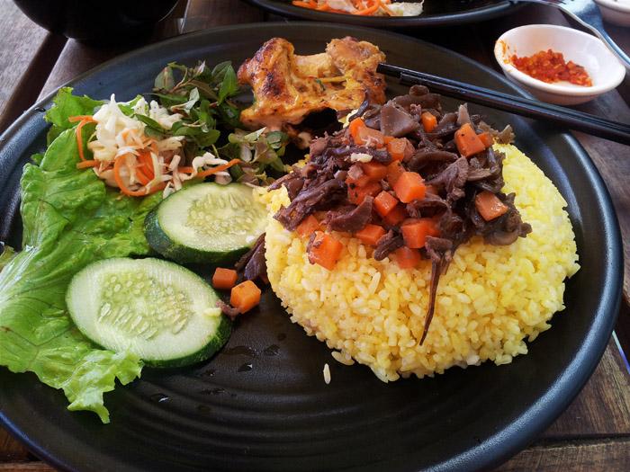 кухня вьетнама - хойан