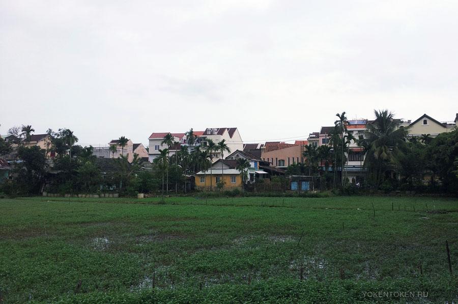 хойан, центральный вьетнам