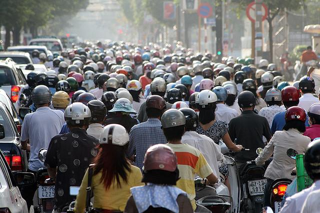 особенности движения во вьетнаме