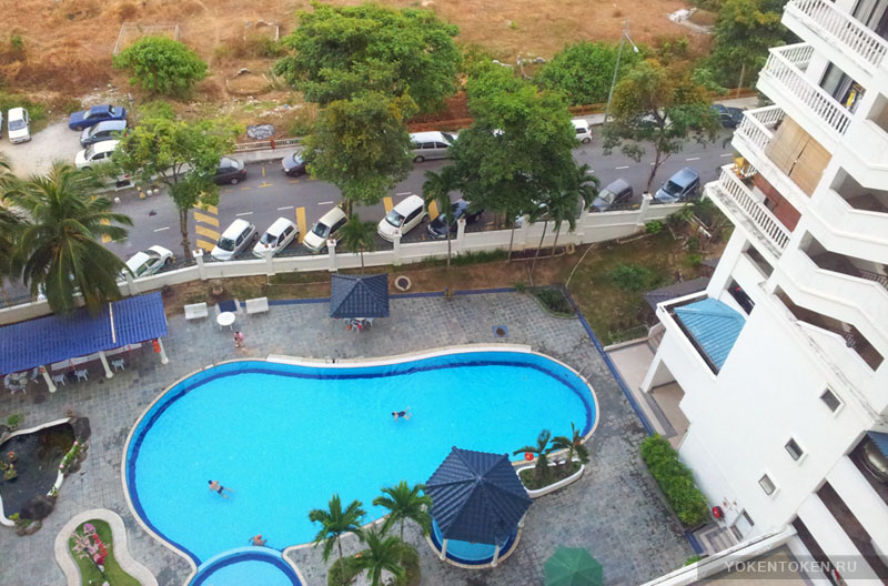 апартаменты на пенанге в малайзии