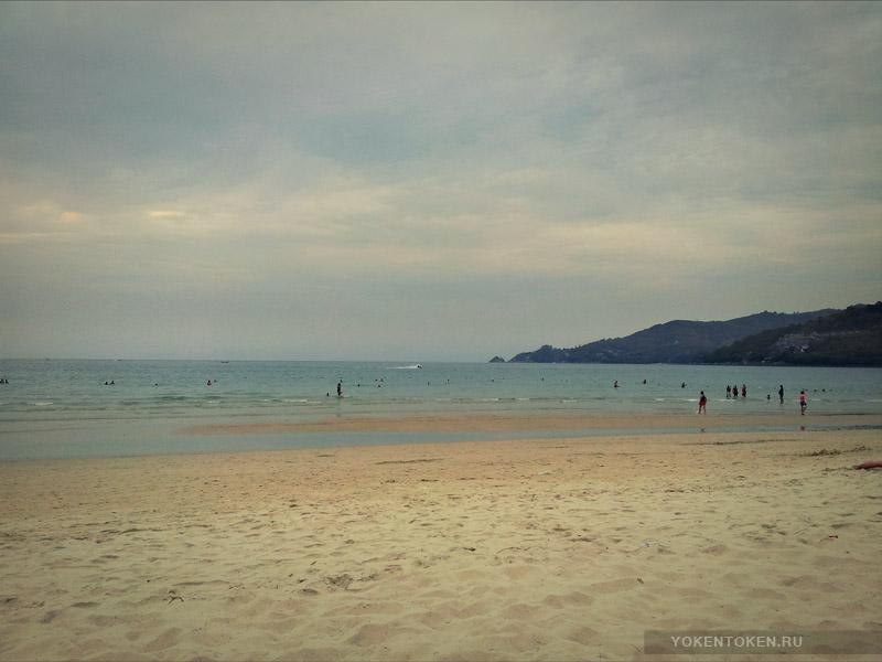 пхукет, пляж тайланда, патонг beach