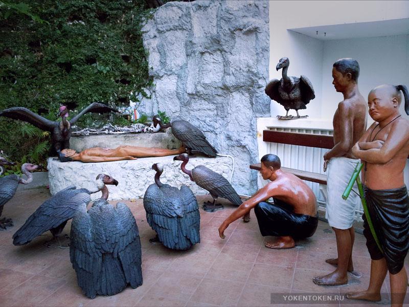буддизм искусство храм таиланд ват