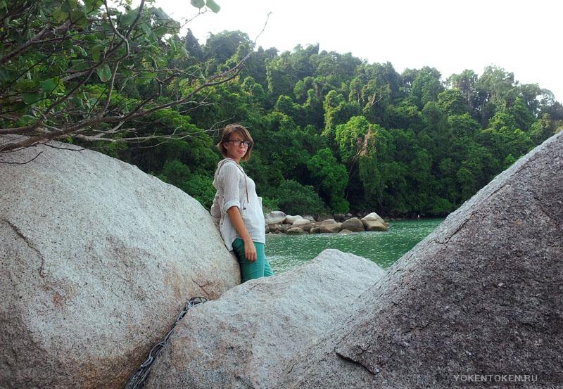 малайзия национальный парк на пенанге