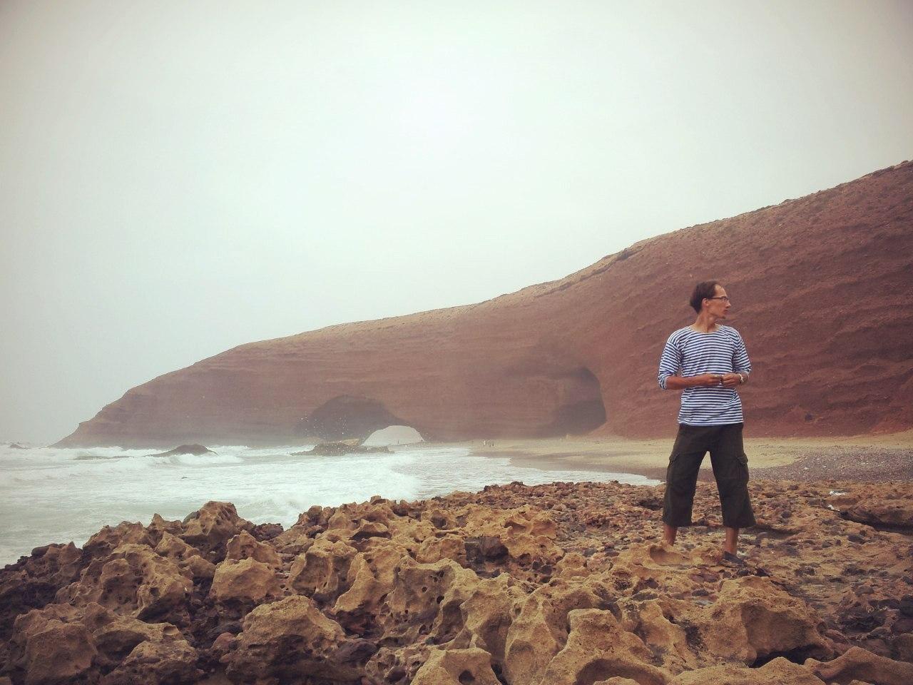 легзира пляж марокко