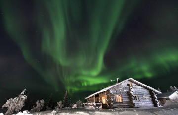 Что посмотреть в Финляндии зимой?